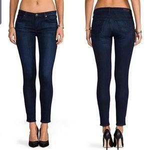 AG Legging Super Skinny Ankle Jeans size 26